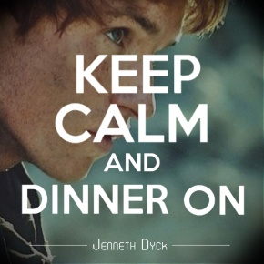 Keep Calm Dinner.jpg