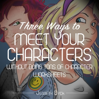 Know Your Characters