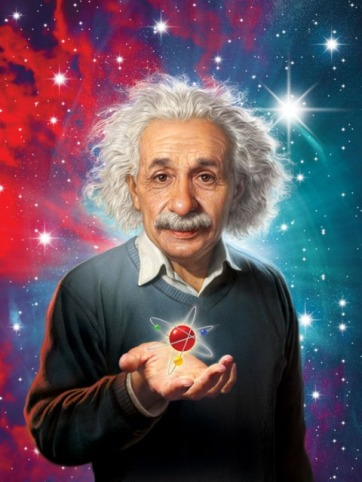 4359914-7-einstein-digital-art-digital-art-by-mark-fredrickson