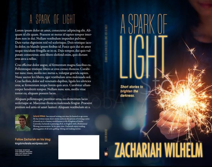 Zach's Book Option 1