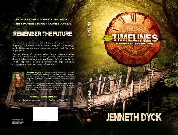 Timelines Cover Blurb Cover