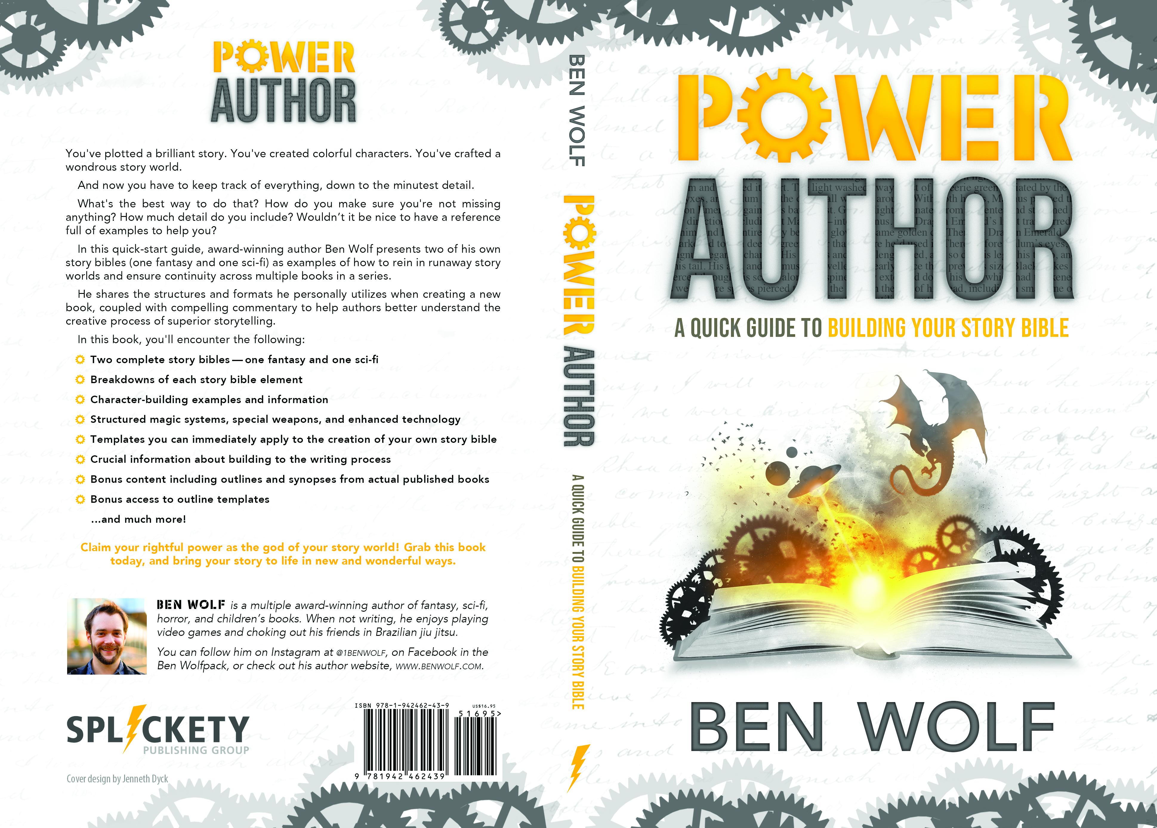 Power Author Amazon CMYK